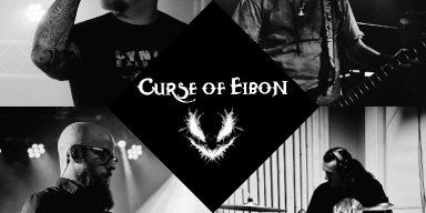 "Melodic Death Metal Band CURSE OF EIBON Unleashes New Single & Lyric Video, ""Seek To Destroy"""