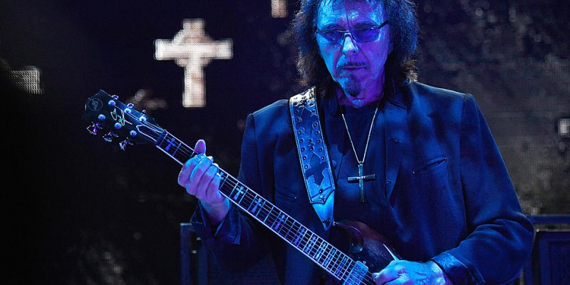 IOMMI IS CONSTANTLY COMING UP WITH IDEAS