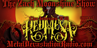 Red Mesa Will Be Joining The Zach Moonshine Show This Friday On MDR!