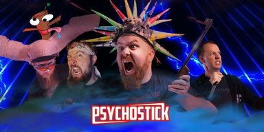 Psychostick Livestreams Poised to Surpass $10,000 in Donations to COVID-19 Relief this Thursday, May 14th