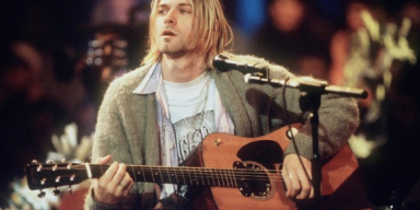 KURT COBAIN'S 1 MILLION DOLLAR WORTH ICONIC RELIC IS ON SALE