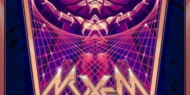 Nyxem Behind the Veil of Light (Progressive Synth Metal)