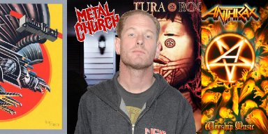 Corey Taylor's Ten Favorite Metal Albums of All Time!
