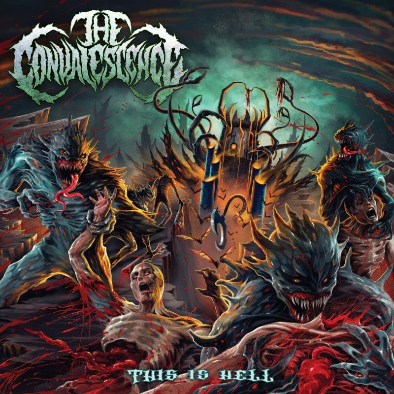 THE CONVALESCENCE: Symphonic Death Metal Unit To Release This Is Hell