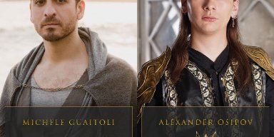 Michele Guaitoli (VISIONS OF ATLANTIS) & Alexander Osipov (IMPERIAL AGE) - live online chat with Q&A