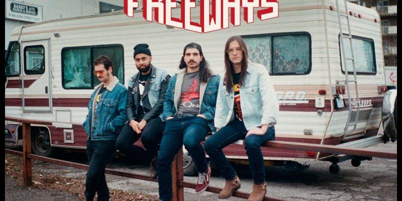 "FREEWAYS premiere second video at ""Deaf Forever"" magazine's website"