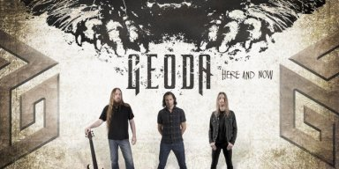 "GEODA – Feat. Steve Di Giorgio & Dirk Verbeuren – Release New Video ""Vomiting To The Skies""!"