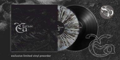 "New Promo: EA ""Ea Taesse"" on vinyl (preorder) - (Atmospheric Blackened Doom)"