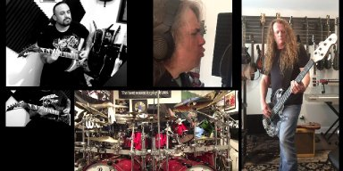 "EXODUS & OVERKILL Team Up To Cover MEGADETH's ""Wake Up Dead"""