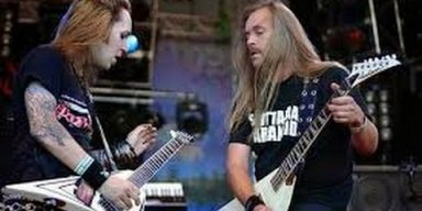 ROOPE LATVALA Says Children Of Bodom 'Stabbed  Him In The Back'!