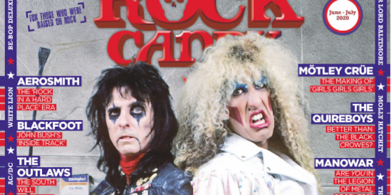 THE DECADE THAT ROCKED – INTERVIEWS WITH PHOTOGRAPHER MARK WEISS AND TWISTED SISTER'S DEE SNIDER