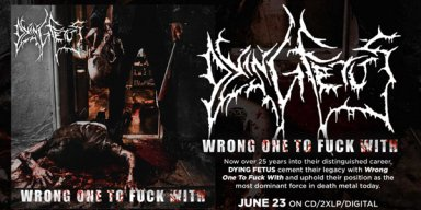 Listen to a New Dying Fetus Song!