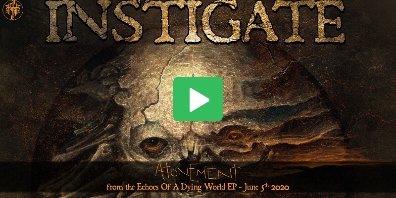 INSTIGATE | Everlasting Spew Records new SIGNING! - EP out soon!