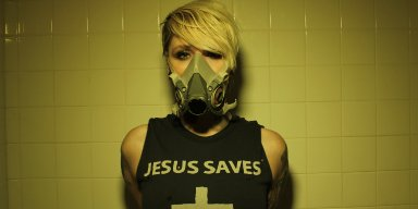 """Otep - """"I don't care to be considered a part of this genre, because fuck it""""."""