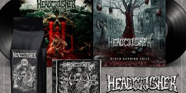 HeadCrusher Release New Lyric Video / Announce Texas-Colombia Tour Dates