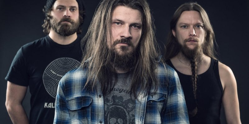 Finnish stoner rock band Rückwater released a first single from their upcoming debut album Supernova!