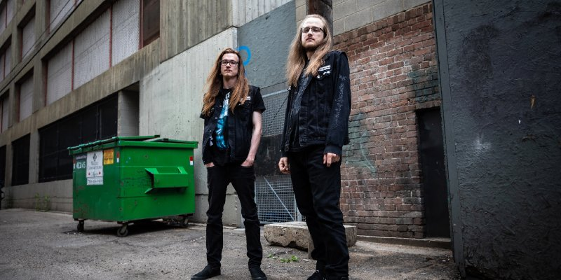 TALES OF THE TOMB Announce New Bassist + Share Bass Playthrough 'Sinful Messiah' via NoCleanSinging