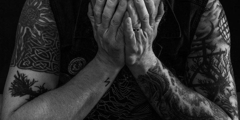 "THE PATH OF MEMORY stream IRON BONEHEAD debut at ""Decibel"" magazine's website"
