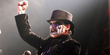 Congratulations To KING DIAMOND And Wife With New Born Son!