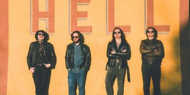 Italy's Rock 'n' Roll maniacs MAD DOGS premiere first single from upcoming album!