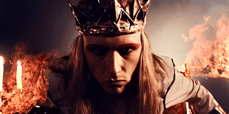 METAL INJECTION PREMIERE CHRONUS' NEW VIDEO 'HEAVY IS THE CROWN'