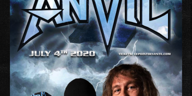 Anvil Will Perform At the First Canadian Metal Streaming In Quebec City