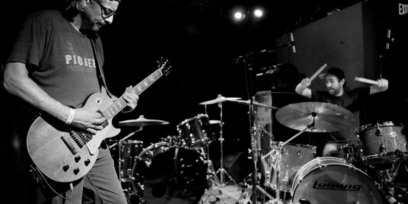 """INTRCPTR: Decibel Magazine Premieres """"Dusted"""" Video; Los Angeles Instrumental Duo With 5ive And Pelican Members Calls It Quits"""