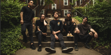 RISING WV METALCORE BAND, CURSES, JOINS SHARPTONE RECORDS