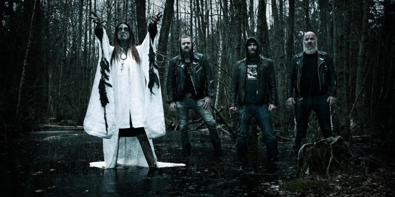 "SERPENT OMEGA: Swedish Doom/Sludge Metal Unit Releases ""Land Of Darkness"" Video; II Full-Length To See Release Via Icons Creating Evil Art September 4th"