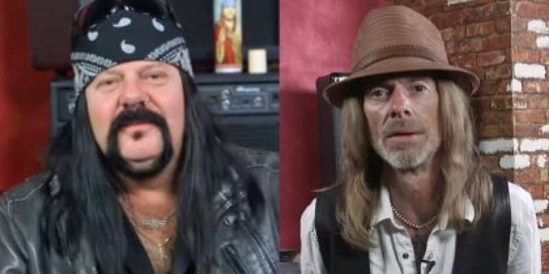 VINNIE PAUL Slams REX BROWN