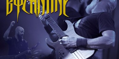 """Byzantine's Chris """"OJ"""" Ojeda launches """"quarantine jam"""" video of Metallica's """"The Shortest Straw"""" with members of Bad Wolves, Vio-lence, Five Finger Death Punch, Metal Allegiance; Byzantine announces livestream performance at Trident Music Facility on July 25th"""