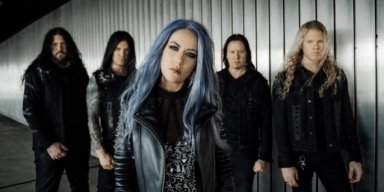 ARCH ENEMY Releases Music Video For 'The World Is Yours'