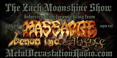 Venom Inc. Massacre Featured Interview & The Zach Moonshine Show