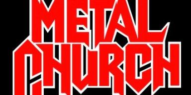 METAL CHURCH Guitarist Looks Back On 'Horrible' Reunion