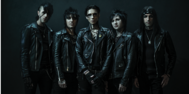 Black Veil Brides Release Re-Recorded Track 'Perfect Weapon' & Announce Re-Recording of their Debut Album as 10 Year Celebration