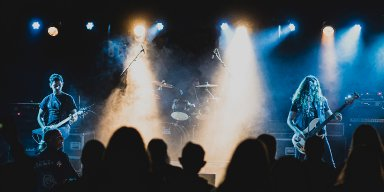 "Austria's DEATHSTORM stream new DYING VICTIMS album at ""Decibel"" magazine's website"