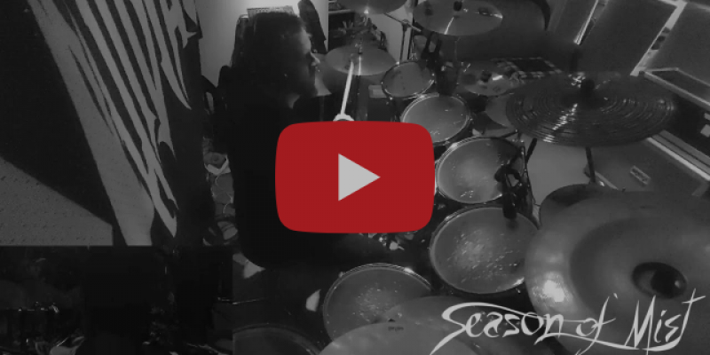 Helfró Shares Drum Play-Through via Sick Drummer Magazine