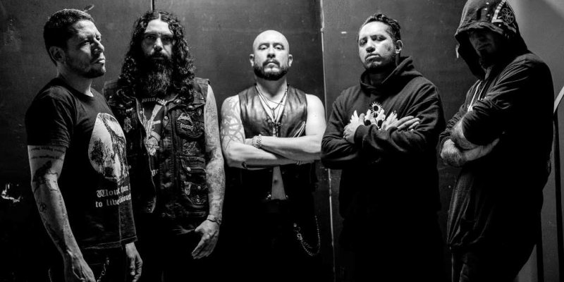 MEXICAN BLACK METAL BAND REPVBLIKA RELEASE BRAND NEW VIDEO