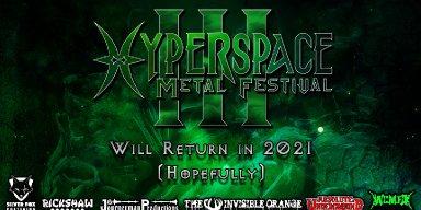 Vancouver's Hyperspace Metal Festival III Postponed To 2021