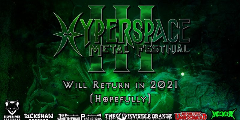 Vancouver's Hyperspace Metal Festival III Postponed To 2021