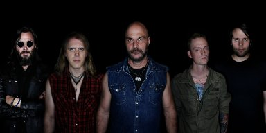 """THE LOYAL ORDER RELEASE SELF-TITLED DEBUT IN PARTNERSHIP WITH EMP LABEL GROUP, VIDEO FOR 2nd SINGLE """"HELLFIRE""""."""
