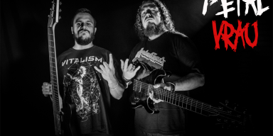 Metal Vrau releases a new 'Collab' in honor of Roland Grapow's MasterPlan (ex-Helloween)!