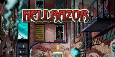 New Promo: HELLRAZOR - Hero No More - (Hard Rock/Metal)