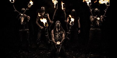 "THEOTOXIN premiere new track at ""Decibel"" magazine's website"