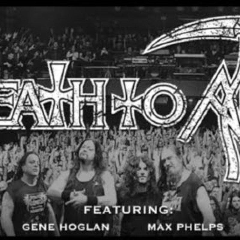 "DEATH TO ALL Play DEATH's ""Zero Tolerance"" Tribute Video To Chuck Schuldiner, Ft. Gene Hoglan, Steve Di Giorgio, Bobby Koelble, Max Phelps!"