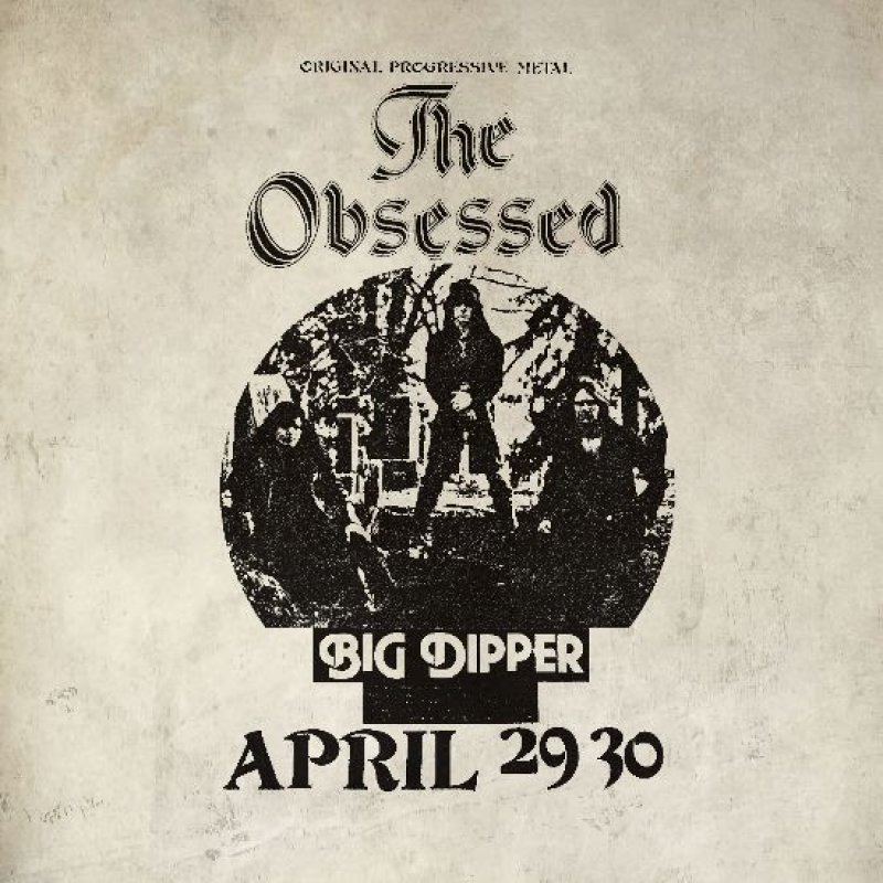 THE OBSESSED Mark their 40th Anniversary with a Rough and Raw Live Recording