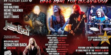 Judas Priest And Sebastian Bach Live At Hell Bent For Hollywood Vol III
