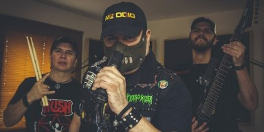 CIRROSIS (AKA CRS) participate in the largest festival in the history of Mexican metal. MOSHFEST