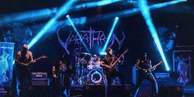 VARATHRON release live single 'Tenebrous'