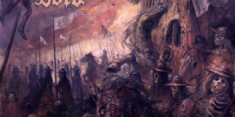 Temple of Void's highly anticipated second album, Lords of Death!